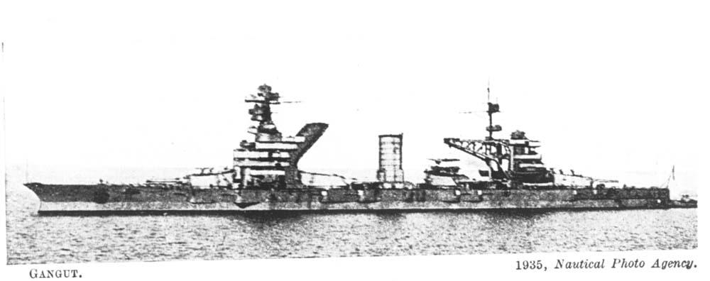 Gangut ex oktiabrskaya revolutia ex gangut october 7 1911